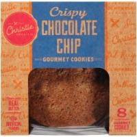 Christie Cookie Co. Crispy Chocolate Chip Gourmet Cookies - 8 ct