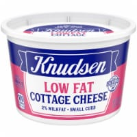 Knudsen Small Curd Low Fat Cottage Cheese