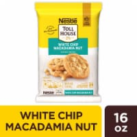 Nestle Toll House White Chip Macadamia Nut Cookie Dough