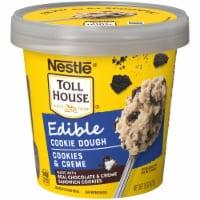Nestle Toll House Cookies & Creme Edible Cookie Dough - 15 oz