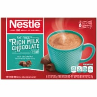 Nestle's Fat Free Rich Milk Chocolate Hot Cocoa Mix