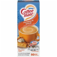 Nestle Coffee-Mate Pumpkin Spice Coffee Creamer Tubs 50 Count