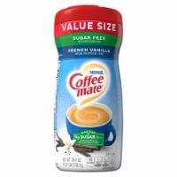 Coffee-mate Sugar Free French Vanilla Powder Coffee Creamer - 20.4 oz