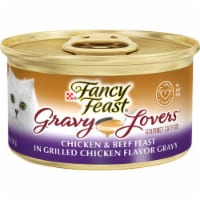 Fancy Feast Gravy Lovers Chicken & Beef in Gravy Wet Cat Food