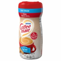 Nestle Coffee mate Original Fat Free Powdered Coffee Creamer