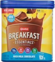 Carnation Breakfast Essentials Rich Milk Chocolate Mix