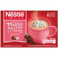 Nestle Hot Cocoa Mix with Mini Marshmallows Packets 6 Count