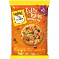 Nestle Toll House Fall'n Leaves Chocolate Chip Cookie Dough