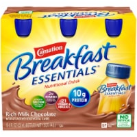 Carnation Breakfast Essentials Rich Milk Chocolate Drink