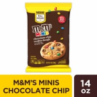 Nestle Toll House M&M's Minis Chocolate Chip Cookie Dough