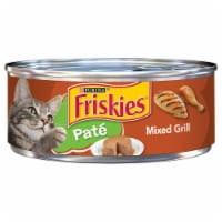 Friskies Pate Mixed Grill Adult Wet Cat Food