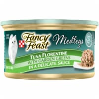 Purina Fancy Feast Medleys Tuna Florentine Wet Cat Food