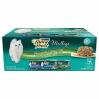 Fancy Feast Medleys Primavera Collection Wet Cat Food Variety Pack