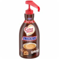 Nestle Coffee Mate Snickers Flavor Coffee Creamer