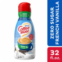 Nestle Coffee mate Sugar Free French Vanilla Liquid Coffee Creamer