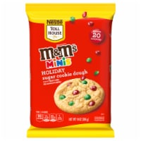 M&M's Minis Holiday Sugar Cookie Dough