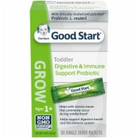 Gerber Good Start Grow Toddler Digestive & Immune Support Probiotic Packets