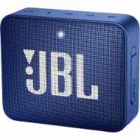 Jbl Go2 Wireless Waterproof Bluetooth Speaker - Blue - 1 ct