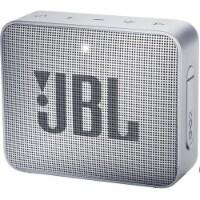 Jbl Go 2 Wireless Waterproof Bluetooth Speaker Ash Gray - 1