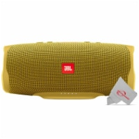 Jbl Charge 4 Portable Bluetooth Speaker (yellow) - 1