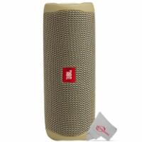 Jbl Flip 5 Waterprood Portable Bluetooth Speaker - Sand - 1