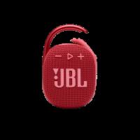 JBL Clip4 Wireless Bluetooth Speaker - Red - 1 ct