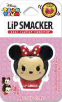 Lip Smacker Tsum Tsum Minnie Strawberry Lollipop Flavor Lip Balm