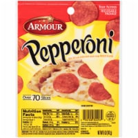 Armour Sliced Pepperoni