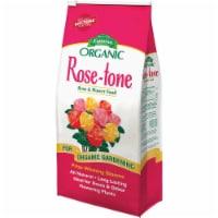 Espoma Organic 4 Lb. 4-3-2 Rose-tone Dry Plant Food RT4