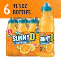 Sunny D Tangy Original Citrus Punch