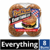 Ball Park Everything Hamburger Buns