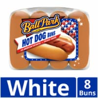 Ball Park White Hot Dog Buns