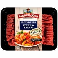 Farmer John All Natural Extra Lean Ground Pork