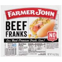 Farmer John Premium Beef Franks