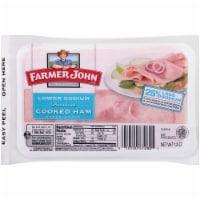 Farmer John Lower Sodium Premium Cooked Ham