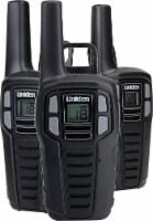 Uniden SX167-2CH Two-Way Radios - Black