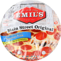 Emil's Original Thin Crust Pepperoni Pizza