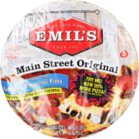 Emil's Main Street Original Sausage & Pepperoni Pizza