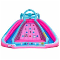 Little Tikes 650451C LOL Surprise Inflatable River Race Water Slide with Blower - 1 Unit