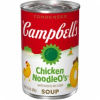 Campbell's Chicken Noodle O's Condensed Soup
