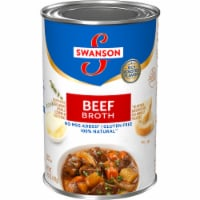 Swanson Fat Free Beef Broth