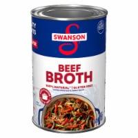 Swanson Fat Free Beef Broth - 14.5 oz