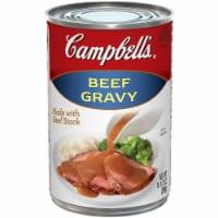 Campbells Beef Gravy - 10.25 oz