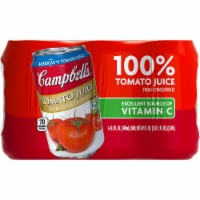 Campbell's 100% Tomato Juice