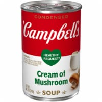 Campbell's Healthy Request Cream of Mushroom Condensed Soup