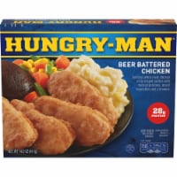 Hungry-Man Beer Battered Chicken Frozen Meal - 14.5 oz