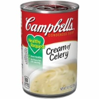Campbell's Healthy Request Cream of Celery Condensed Soup - 10.5 oz