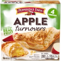 Pepperidge Farm Apple Turnovers 4 Count