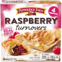 Pepperidge Farm Raspberry Turnovers