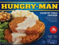 Hungry-Man Country Fried Chicken Meal - 16 oz